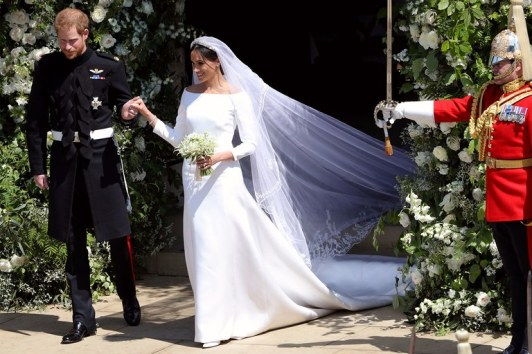 Prince-Harry-Meghan-Markle-Wedding-Dress